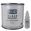 Blue Gee Clear Gelcoat with Hardener