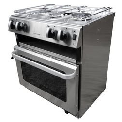 Neptune 4500 Marine Cooker with Oven, Hob & Grill