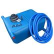 Contact-Free Foot Pump Hand Washing Station Basics Kit - 34L