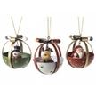 Christmas Character Bell Hanger Set
