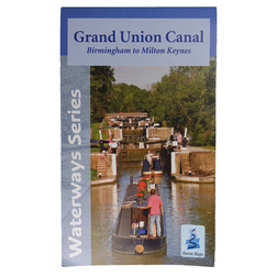 Heron Maps Grand Union Canal Map