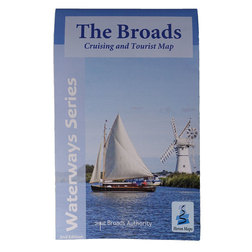 Heron Maps The Broads Map