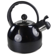 Stainless Steel 1.5 Litre Whistling Kettle - Blue