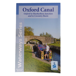 Heron Maps Oxford Canal Map