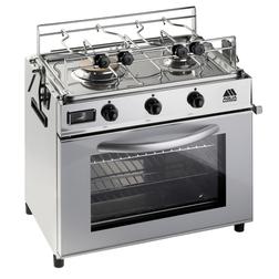 Aqua Marine Atlantic 4500 Marine Cooker with Oven, Hob & Grill