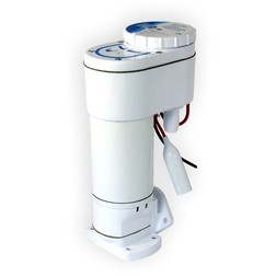 Jabsco Manual to Electric Toilet Conversion