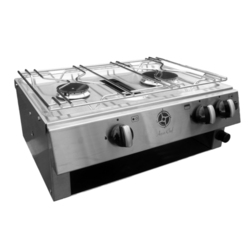 Aqua Chef T4520 Hob & Grill with Spark Ignition