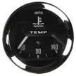 Freeman Smiths Electrical Water Temperature Gauge with Chrome Bezel