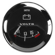 Freeman Smiths Voltmeter Gauge with Chrome Bezel